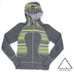 Lululemon Limited Edition Scuba Sweater Jacket